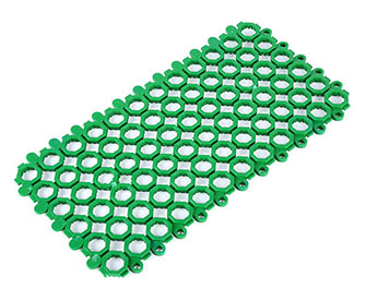 Interlocking floor mats(drainage surface) - FH-9806