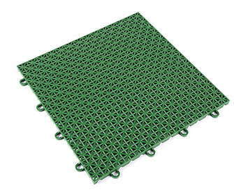 Interlocking floor mats(drainage surface) - PPGS-201