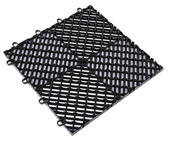 Interlocking floor mats(drainage surface) - PPGS-203