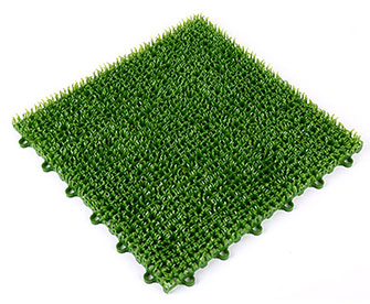 Interlocking grass floor mat - FC-0203