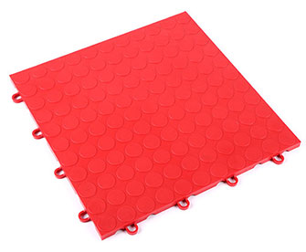 PP Interlocking tiles(solid surface) - PPTQ-1