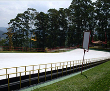 Snow sports surface(rolls & mats)