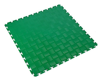 PVC Interlocking tiles(solid surface) - KJTB-702