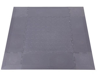 PVC Interlocking tiles(solid surface) - KJTQ-1
